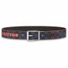 LOUIS VUITTON DAMIER PRINT 40MM REVERSIBLE BELT - B136