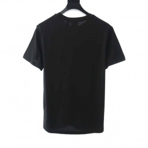 BURBERRY LONDON EMBROIDERED LOGO T SHIRT