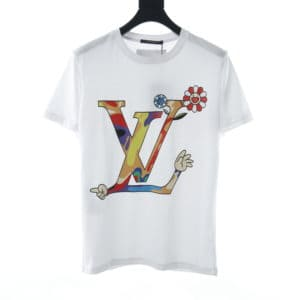 LOUIS VUITTON LV PLANES PRINTED T-SHIRT - LV25