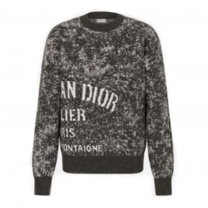 CHRISTIAN DIOR ATELIER' SWEATER - LV22