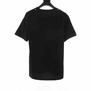 Givenchy T-Shirt With Metallic Details - GVS06
