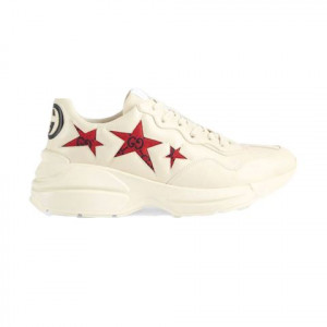 GUCCI RHYTON SNEAKERS WITH STAR - GCC058