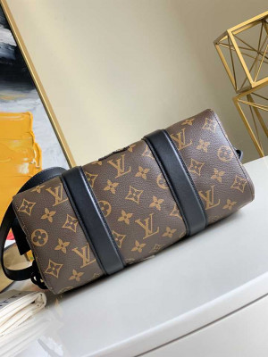 LOUIS VUITTON CITY KEEPALL MONOGRAM CANVAS OTHER IN BROWN M45652