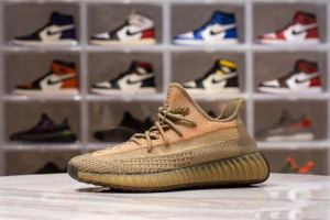 """YEEZY BOOST 350 V2 """"SAND TAUPE"""" - AD12"""