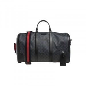 GG Black Carry-On Duffle – GC17